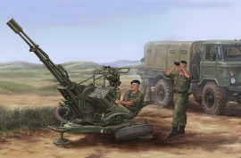 Trumpeter 2348 Russian ZU-23-2 Anti-Aircraft Gun