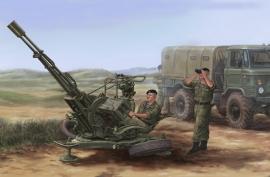 Trumpeter 2348 Russian ZU-23-2 Anti-Aircraft Gun