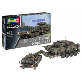 """Revell 3311 SLT 50-3 """"Elefant"""" Leopard 2A4"""