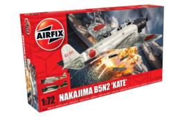 Airfix A04058 Nakajima B5N2 'Kate'