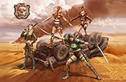 MB 35122 Skull Clan - Death Angels