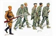 MB 3517 German Captives, 1944