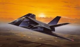 Italeri 189 F-117 Nighthawk