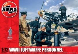 Airfix A01755 WWII Luftwaffe Personnel