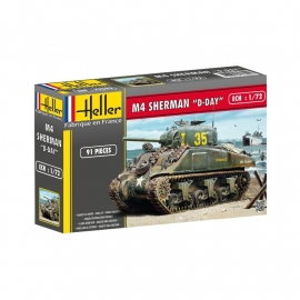 "Heller 79892 M4 Sherman ""D-DAY"""