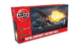 Airfix A02101 Royal Aircraft Factory BE2c
