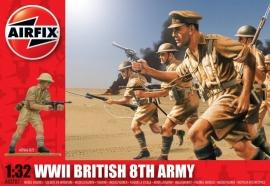 Airfix A02707 WWII British 8th Army
