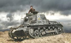Italeri 7072 Sd.Kfz. 265 Panzerbefehlswagen