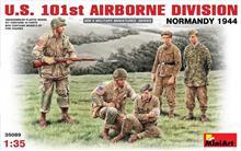 Mini Art 35089 U.S. 101st Airborne Division