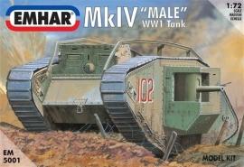 EMHAR 5001 Mk IV WWI Tank