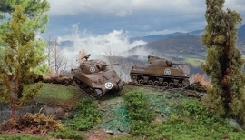 Italeri 7518 M4A3 75mm Sherman