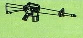 Trumpeter 00501 M16A1