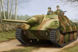 Trumpeter 5524 German Jagdpanzer 38(t) HETZER-STARR