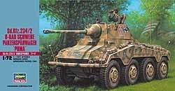"""Mt52 Sd.kfz.234/2 8-rad schwere panzerspahwagen """"Puma"""""""