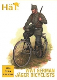 Hat 8276 WWI German Jäger Bicyclists