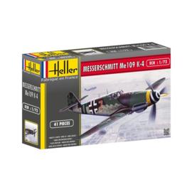 Heller 80229 MESSERSCHMITT Me109 K-4