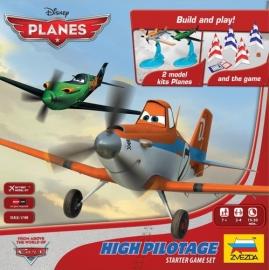 "2110 Planes spel ""HIGH PILOTAGE"""