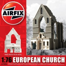 Airfix A75006 European Church