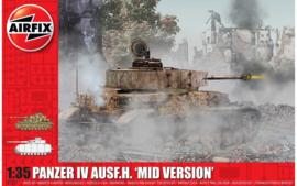 Airfix A1351 Panzer IV Ausf.H. 'Mid Version'