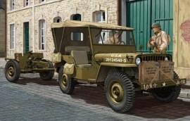 Bronco CB35107 US GPW ¼ ton 4x4 Utility Truck (Mod.1942)