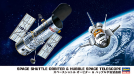 10676 Space Shuttle Orbiter & Hubble Space Telescope
