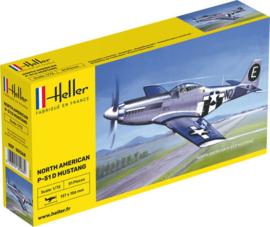 Heller 80268 P-51D Mustang