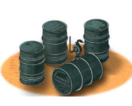 Bronco AB3575 German WWII 200L Oil Drums