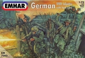 EMHAR 7203 German WWI Infantry