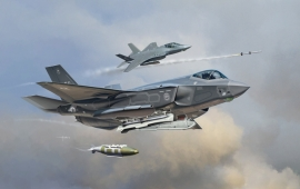 Italeri 1331 F-35 A Lightning II
