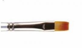 PM054 Dry brush flat rectangular