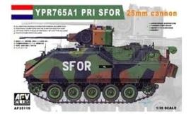 AFV Club 35119 YPR765A1 PRI SFOR