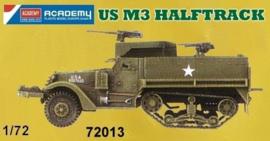 Academy 72013 U.S. M3 half track