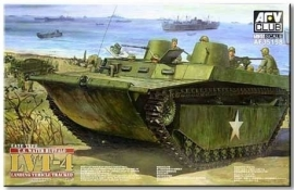 AFV Club 35198 US Water Buffalo LVT-4