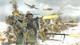 Italeri 6151 German Infantry (Winter uniform)