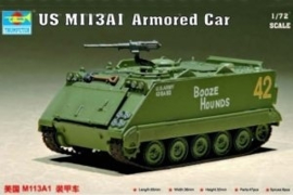 Trumpeter 7238 US M113A1