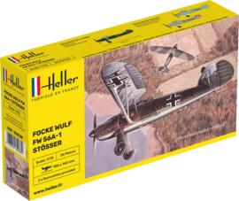 Heller 80238 Focke Wulf FW 56A-1 Stösser