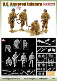 Dragon  6366 US Armored Infantry
