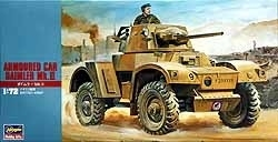 Mt24 Armoured car Daimler Mk.II