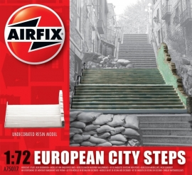 Airfix A75017 European City Steps