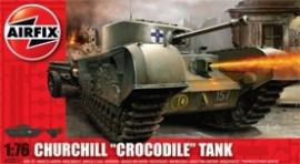 "Airfix A02321 Churchill ""Crocodile"" Tank"