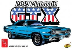 AMT 1065/12 Dirty Donny's 1969 Plymouth GTX