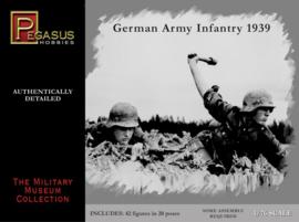 Pegasus 7499 German Army Infantry 1939