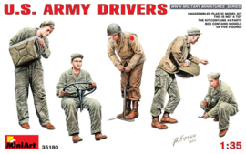 Mini Art 35180 U.S. Army Drivers