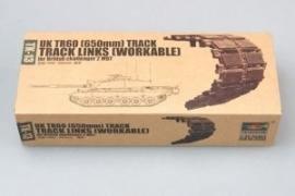 Trumpeter 2043 UK TR60 (650mm) Track Links (Workable)