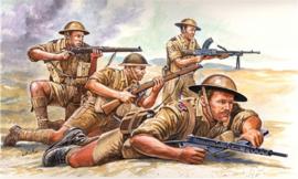 Italeri 6077 British 8th Army