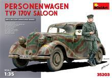 Mini Art 35203 Personenwagen Typ 170V Saloon