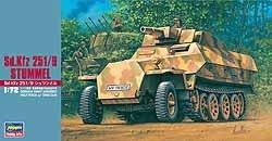 "Mt46 Sd.Kfz 251/9 ausf. D ""Stummel"""