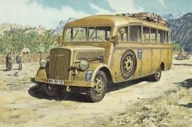Roden 721 Opel Blitz Omnibus