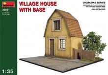 Mini Art 36031 Village House with Base