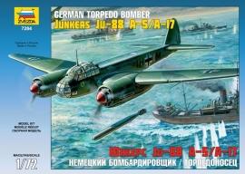 Zvezda 7284 Junkers JU-88 A-5/A-17